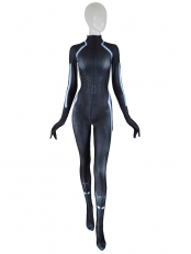 Black Widow Cosplay Costume Age Of Ultron  Black Widow Girl Catsuit