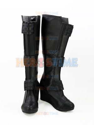 Black Widow Avengers Infinity War Version Cosplay Boots