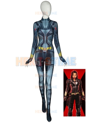 Black Widow Costume 2020 Movie Black Widow Superhero Costume