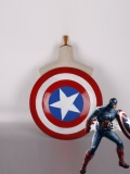 The Avengers Captain America Resin Superhero Cosplay Shield