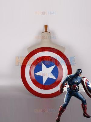 The Avengers Captain America Resin Superhero Cosplay Shield