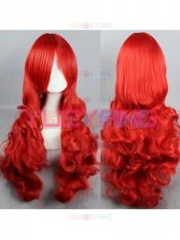 Firestar Red Female Superhero 80cm Wig