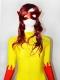 Marvel Comics Firestar Spandex Superhero Costume