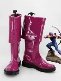 Marvel Comics Avengers Hawkeye Superhero Boots
