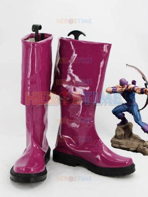 Avengers Hawkeye Superhero Boots