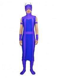 Avengers Hawkeye Spandex Superhero Costume