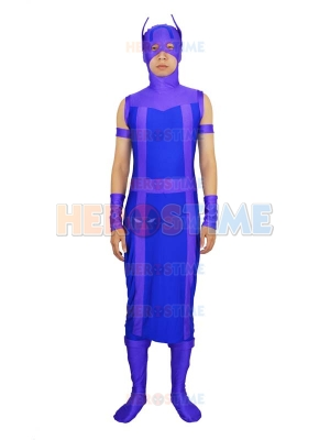 Marvel Comics Avengers Hawkeye Spandex Superhero Costume
