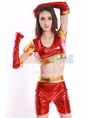 Iron Man Ironette Costume