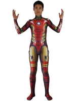 Iron Man Armor 3D Design Cosplay Costume