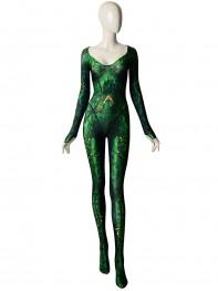 Mera Costume Aquaman Film Version Mera Printed Costume
