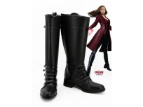 Captain America: Civil War Scarlet Witch Cosplay Boots