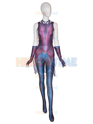 Wanda's Scarlet Witch Costume Wandavision Finale