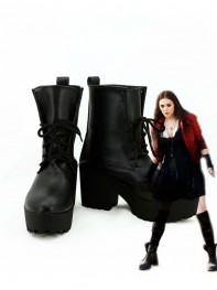 The Avengers Scarlet Witch Movie Cosplay Boots