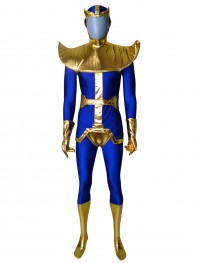 Classic Thanos Suit The Avengers Thanos Cosplay Costume