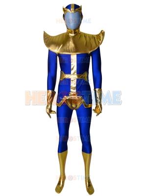 Classic Thanos Suit Marvel Future Fight Thanos Cosplay Costume