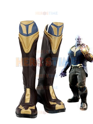 Avengers: Infinity War Thanos Cosplay Boots