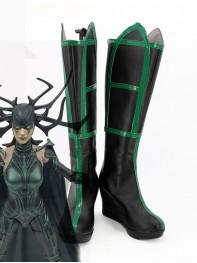 Hela Costume Thor: Ragnarok Hela Cosplay Boots