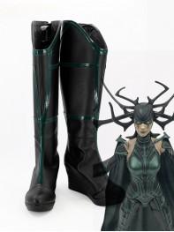 Hela Shoes Thor: Ragnarok Hela Cosplay Boots