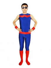 Marvel Comics Wonder Man Spandex Superhero Costume