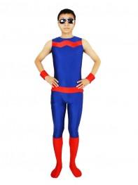 Marvel Comics Wonder Man Spandex Superhero Costume
