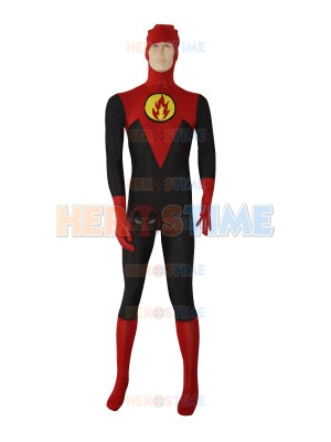 Custom Frozone Mens Superhero Costume