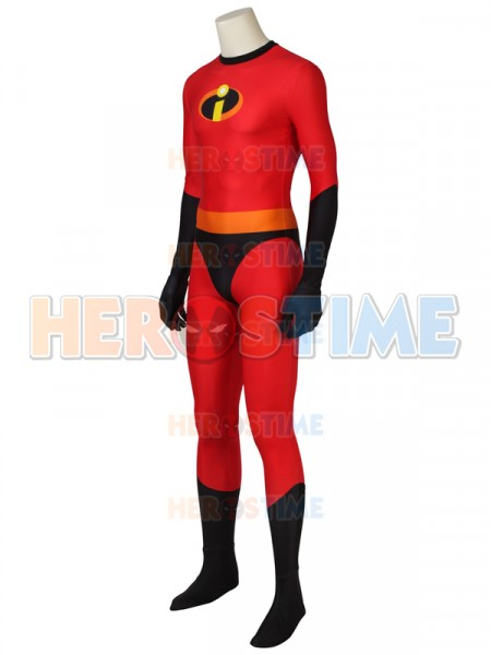 sc 1 st  Herostime.com & Mr Incredible The Incredibles Superhero Costume