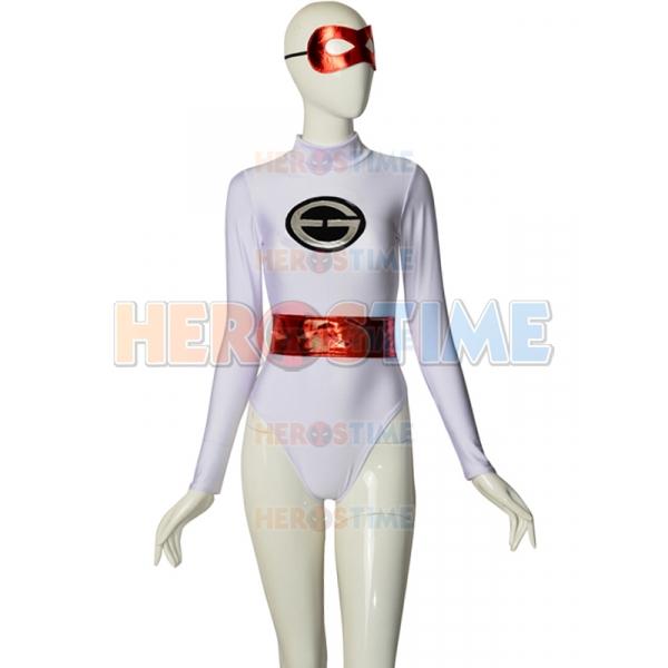 Mrs Incredible The Incredibles 2 Elastigirl Helen Parr Superhero Costume
