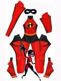 Newest The Incredibles Elastigirl Helen Parr Superhero Costume