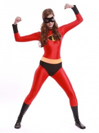 Ready-To-Ship The Incredibles Mrs Incredible Costume