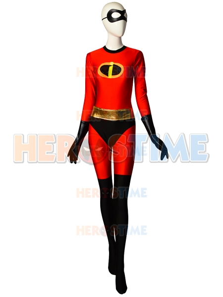 The Incredibles 2 Violet Parr Spandex Cosplay Costume