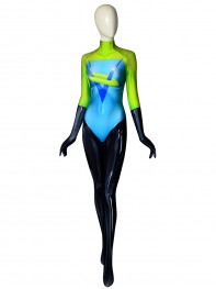 Incredibles 2 Voyd Dye-sub Cosplay Costume