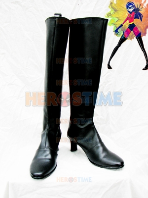 The Incredibles Black Female Superhero Boots