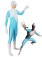 The Incredibles Frozone Superhero Costume