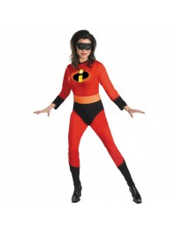 The Incredibles-Mrs Incredible Superhero Costume
