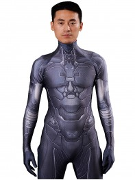 Ready-To-Ship Video Game Halo Cosplay Costume 3D Design Undersuit