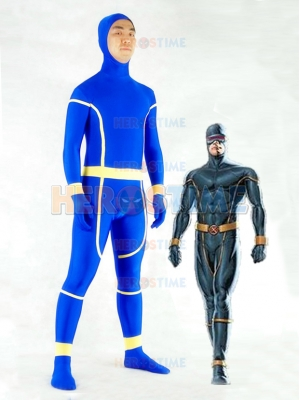 X-Men Cyclops Spandex Superhero Costume