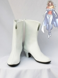 X-Men Emma Frost Short Superhero Cosplay Boots