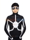 Marvel Comics X-Men Series Havok Spandex Superhero Costume
