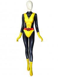 2018 Kitty Pryde X-men DyeSub Printing Superhero Costume
