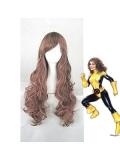 Kitty Pryde X-men Female Superhero Long Curly Wig