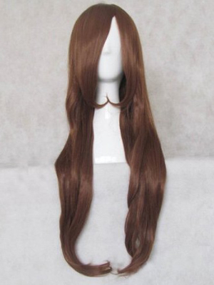 X-men Kitty Pryde Long Sorrel Long Curly Wig