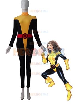 X-men Kitty Pryde Shadowcat Spandex Superhero Costume