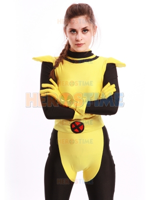 Black & Yellow X-Men Kitty Pryde Costume
