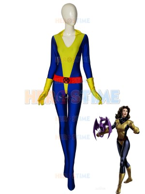 Kitty Pryde Costume X-men Shadowcat Superhero Costume