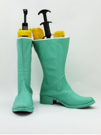 Viper Madame Hydra Superhero Green Boots