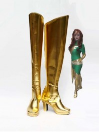 Phoenix Jean Grey X-men Superhero Boots
