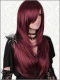 X-men Jean Grey Dark Red Superhero Wig
