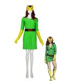 X-men Phoenix/Marvel Girl Spandex Superhero Costume