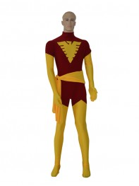 X-men Phoenix Jean Grey Spandex Superhero Costume