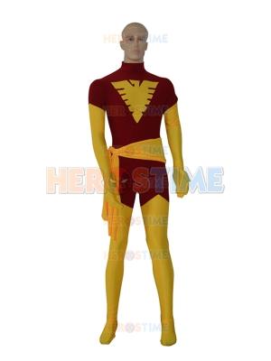 Marvel Comics X-men Phoenix Jean Grey Superhero Costume